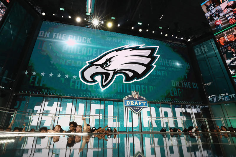 Philadelphia Eagles Draft Rugby Player 2018 NFL Draft Jordan Mailata