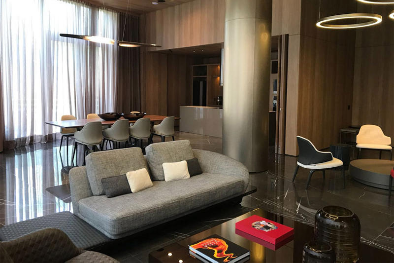 Pininfarina Sao Paulo Residential Tower studio apartments Cyrela brazil 2018 first luxury 92 23 story
