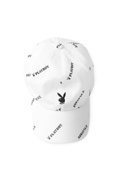Playboy FREAK'S STORE Capsule Collection T Shirt Cap Hat