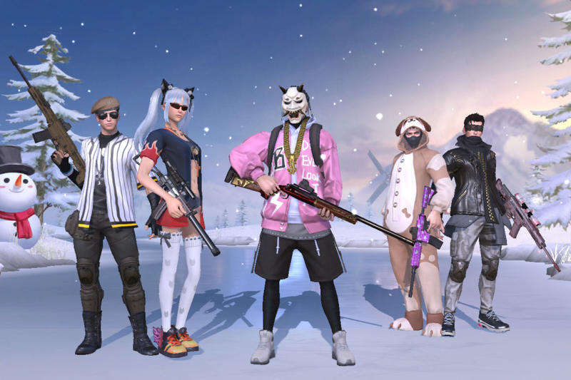 PUBG PlayerUnknown's Battlegrounds Corp Suing Mobile Clones NetEase Rules of Survival Knives Out