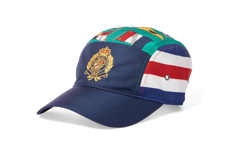 Polo by Ralph Lauren CP-93 Collection 2018 limited edition America's Cup sailing nautical reissues