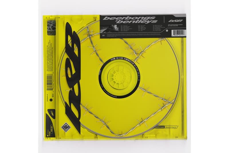 Post Malone 'Beerbongs & Bentleys' Stream yg albums Nicki Minaj 21 Savage YG Ty Dolla $ign