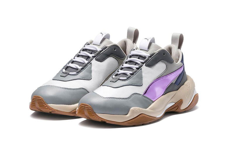 PUMA Thunder Electric New Colorways footwear 2018
