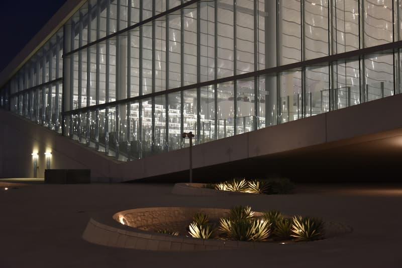 Qatar National Library Rem Koolhaas OMA doha