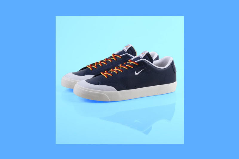 Quartersnacks Nike SB Blazer Low XT Collaboration 2018 april 14 release date info sneakers shoes footwear premier