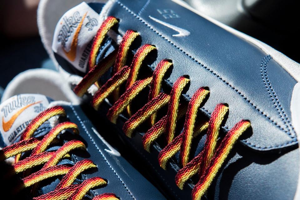 best service 8428d a73d1 Quartersnacks x Nike SB Blazer Low XT Teaser | HYPEBEAST