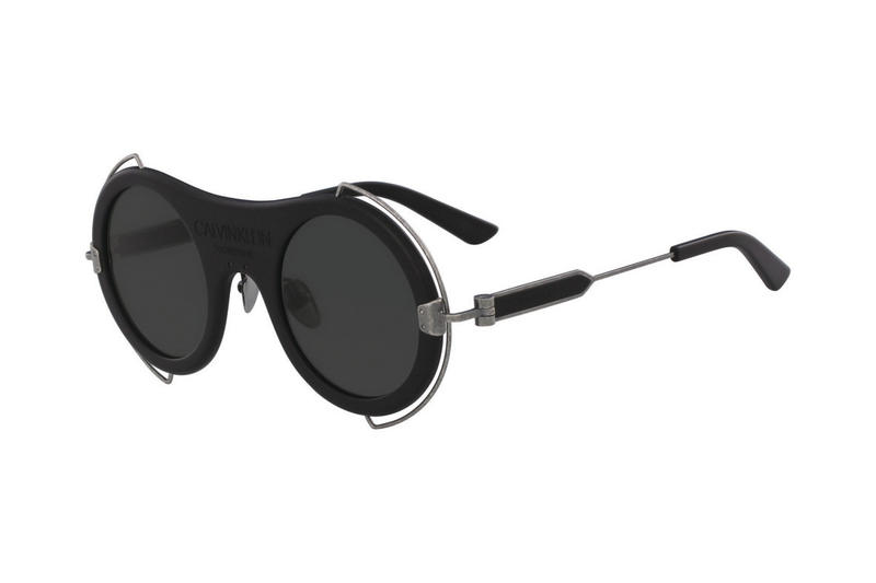 Raf Simons Calvin Klein Eyewear Collection 205W39NYC Jeans Look Dover Street Market Harvey Nichols Marchon