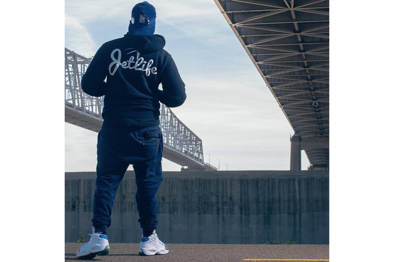 """Reebok x Curren$y """"Jet Life"""" Question Collaboration White Sneaker Kicks Shoes Trainers Collection Availability Purchase Info Where To Buy On Sale Pricing"""