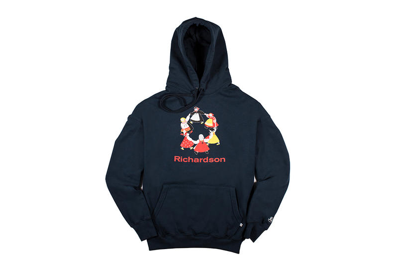 Richardson latest Spring Summer 2018 Drop