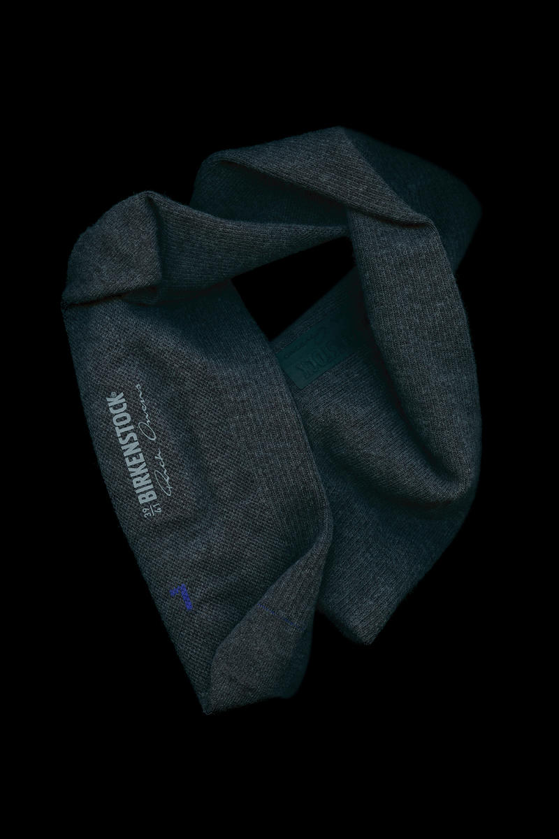 Rick Owens Birkenstock Sandals Socks Collaboration collection april 17 21 2018 spring summer release date info drop shoes footwear arizona boston madrid