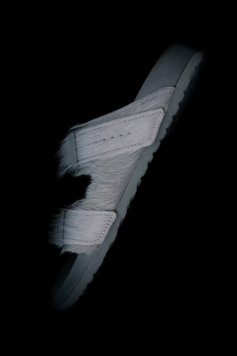 Rick Owens Birkenstock Sandals Socks Collaboration collection april 17 21 2018 spring summer release date info drop shoes footwear arizona boston madrid