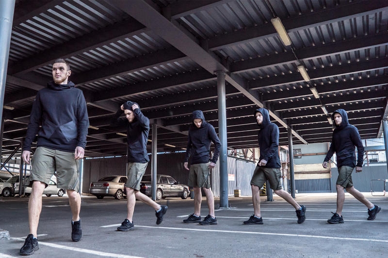 Riot Division Spring Summer 2018 Collection Lookbook ADAPTATION release info techwear