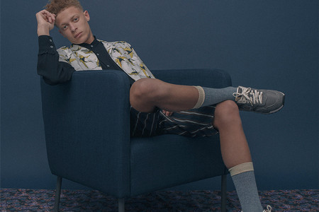 Roden Gray Latest Editorial Highlights Pieces From Dries Van Noten, visvim & Aimé Leon Dore's Spring/Summer 2018 Collections