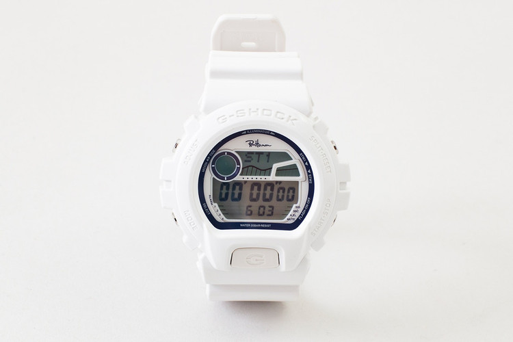 6dece964819 Ron Herman Joins Casio for Ultra-Clean G-SHOCK GLX-6900