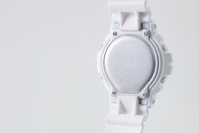 Ron Herman Casio G SHOCK GLX 6900 collaboration white watch 2018 april spring summer ss18 release date info drop roppongi osaka 5 anniversary store retail shop