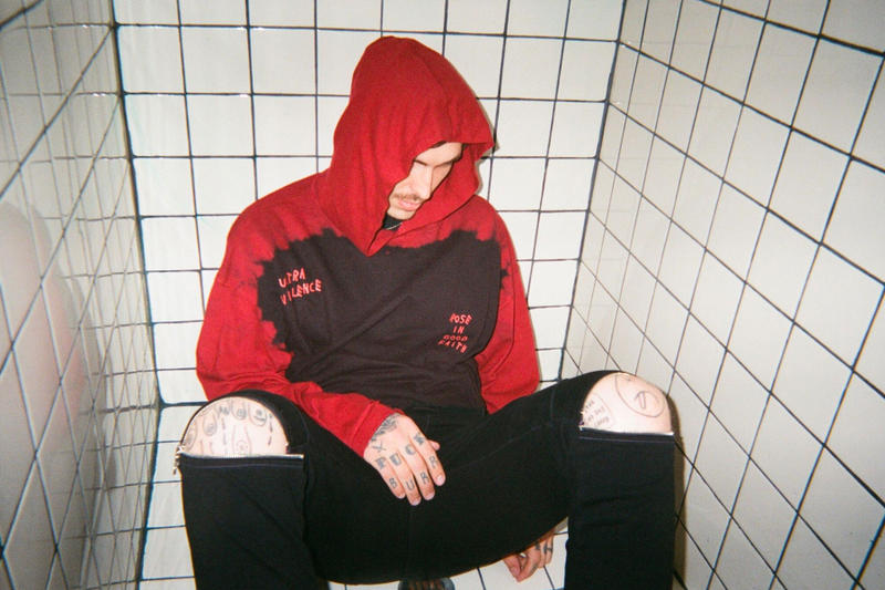 ROSE IN GOOD FAITH Ultra-Violence Collection Lookbook release info