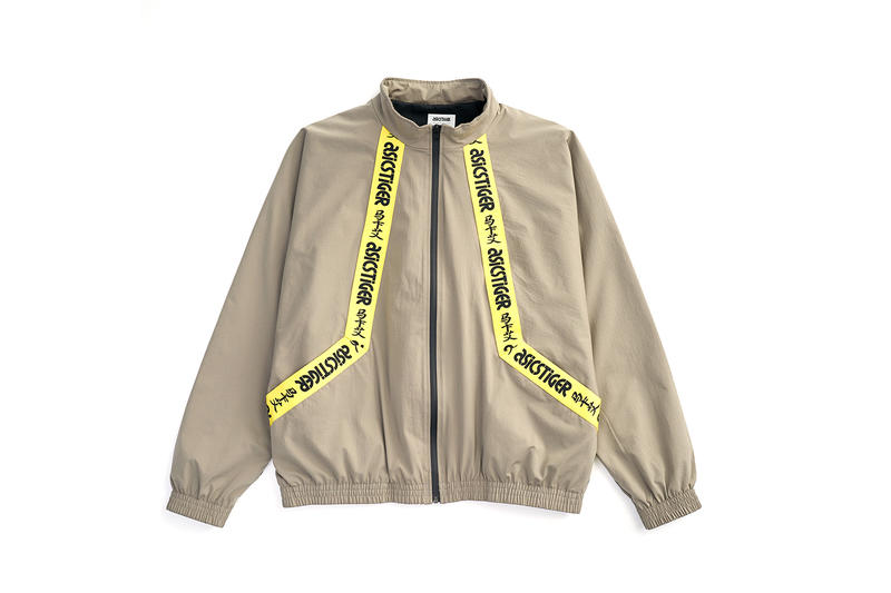 Sasquatchfabrix. ASICSTIGER Collection Release date collaboration capsule GEL-PTG MT tracksuit