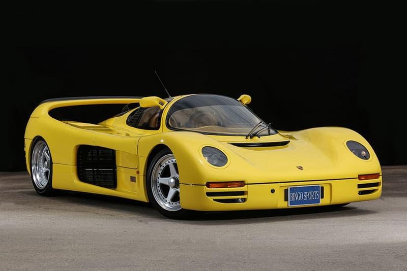 Schuppan 962CR Bingo Sports Auction