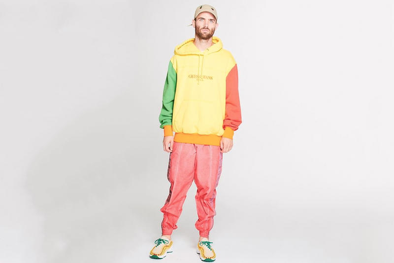 Sean Wotherspoon GUESS Jeans U.S.A. Farmers Market Capsule Collaborative