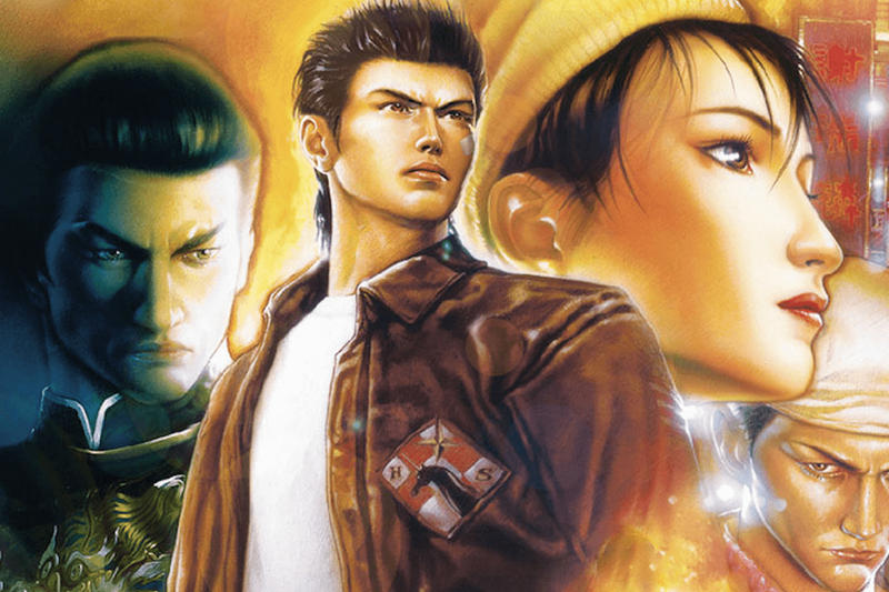 Shenmue 1 2 i ii port xbox one playstation ps4 pc computer sega fes announce news trailer re-release graphics japanese english voice