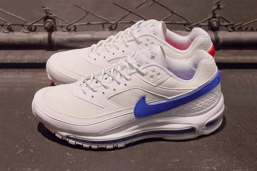 Skepta x Nike Air Max 97/BW First Look