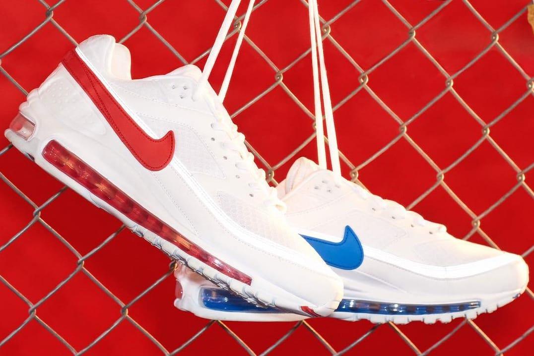 Skepta x Nike Air Max 97 Classic BW