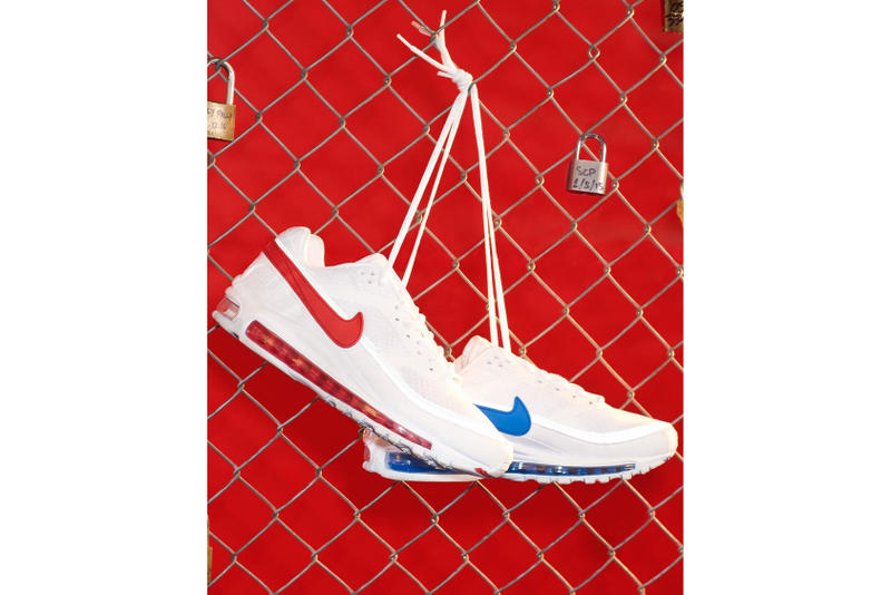 Skepta x Nike Air Max 97 Classic BW Collaboration Release Date Sneakers Kicks Shoes Trainers Instagram How to Buy Purchase Cop