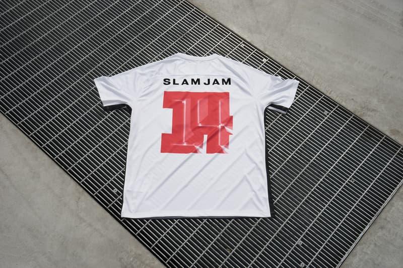 Slam Jam Nike Brothers of the World Jersey Release Milan Design Week lookbooks