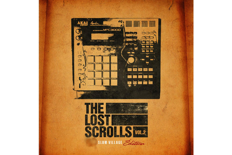 Slum Village 'The Lost Scrolls Vol  2' Stream | HYPEBEAST