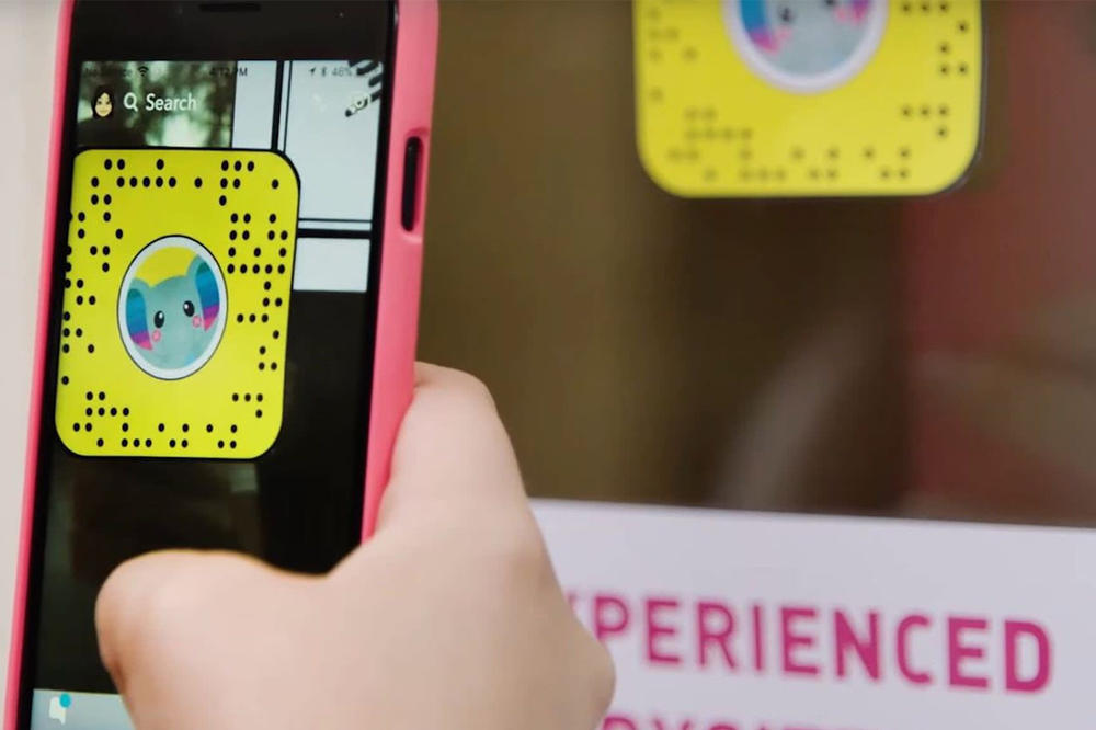 Snapchat Lens Buy Product Button direct