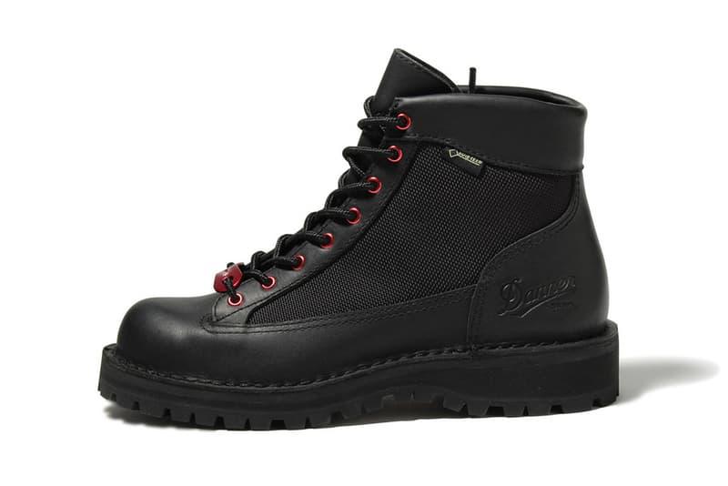 Snow Peak Danner Field Pro Boot olive black red april 2018 release date info drop shoes footwear