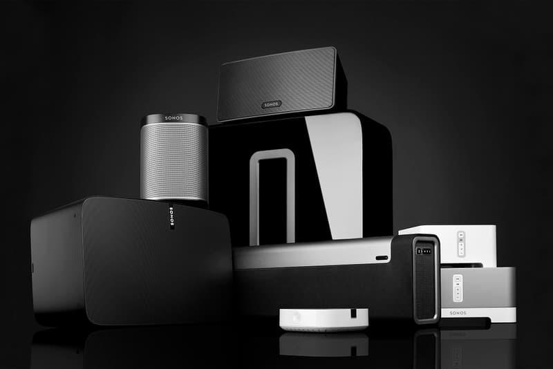 Sonos Worth 3 Billion USD IPO filing initial public offering 2018