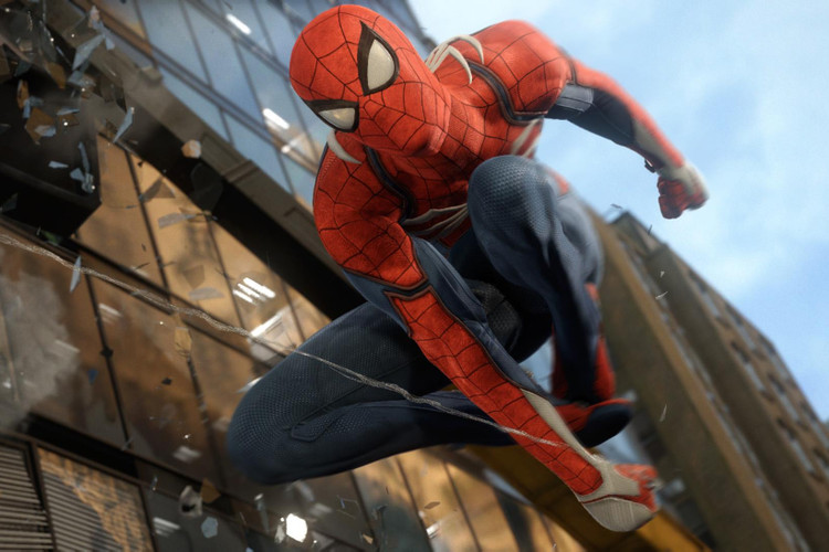 Spider-Man  for PlayStation 4 Has a Release Date 255d2ed5d