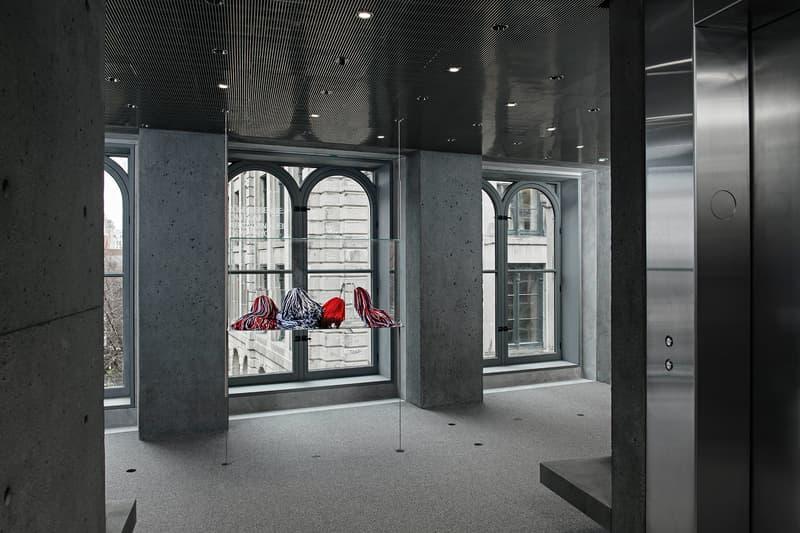 SSENSE Montreal Flagship Opening Arca Canada Tormenta