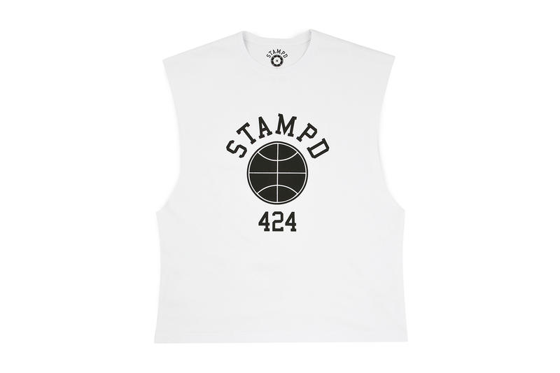 STAMPD 424 West Coast Basketball Collection I.T release info jerseys hoodies T-shirts joggers track pants