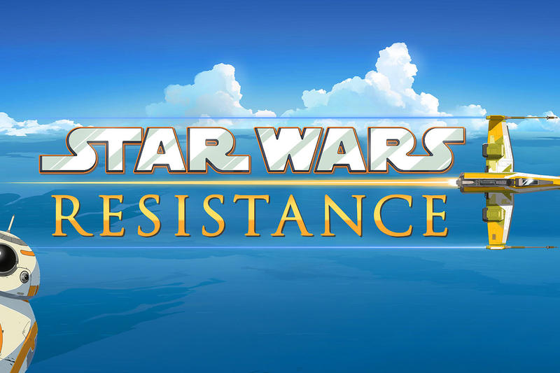 Lucasfilm Animated Series Star Wars Resistance The Force Awakens oscar isaac