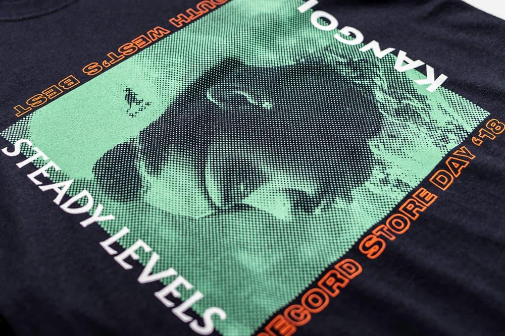 Steady Levels Kangol T-Shirt Collaboration Limited 100 Pieces Record Store Day Event Dukes Cupboard Soho Novelist Martelo Daniel OG Motive JD Reid Hudnall