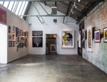 """Look Inside Mark Gonzales and Blondey McCoy-Starring """"426m2"""" Exhibition"""