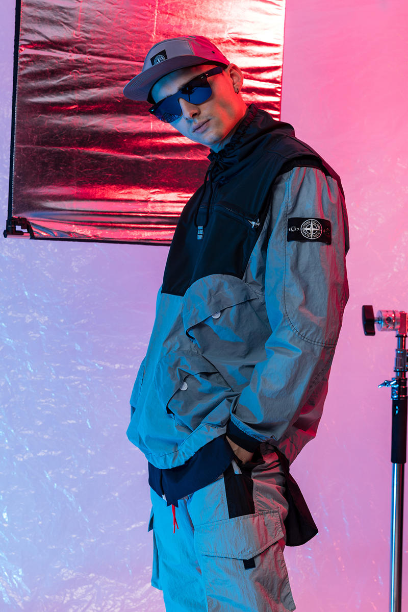 Stone Island Spring/Summer 2018 HBX Jackets Track Pants Caps Glasses New Release How to buy stockist purchase cop