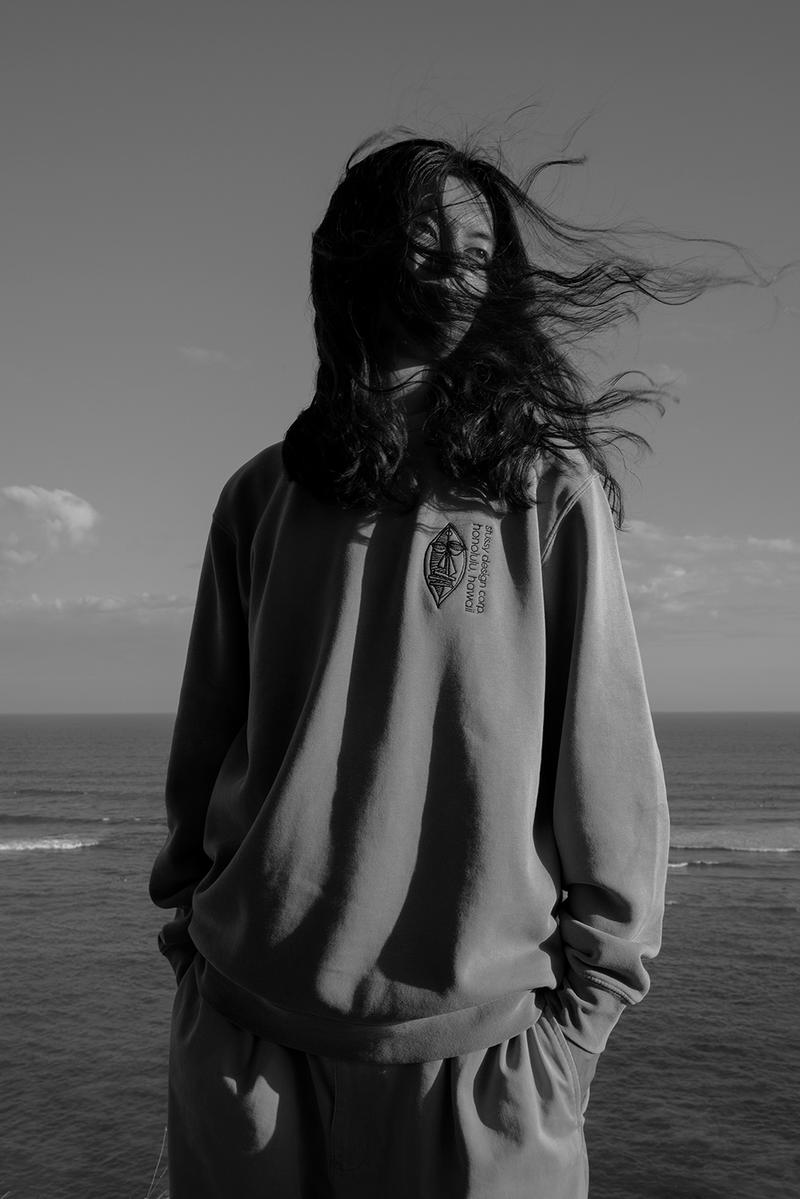 Stüssy Honolulu Chapter Store Exclusive Products release date opening hours Hawaii