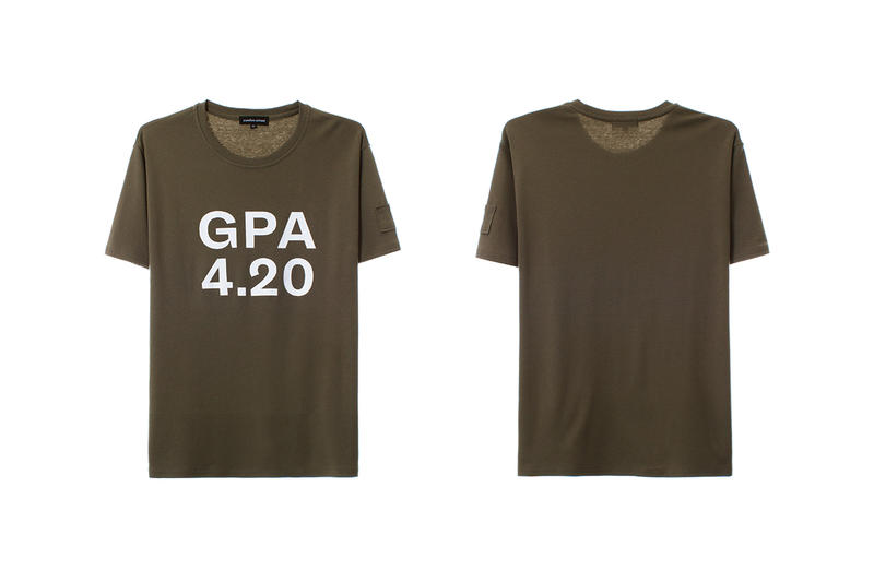Sundae School GPA 4.20 Collection Pop-Up 4/20 april 20 release info