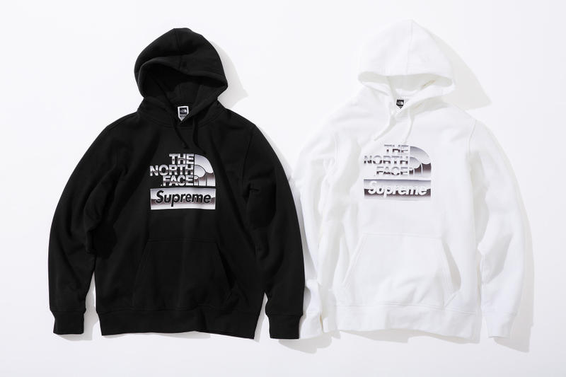 Supreme X The North Face Metallic Spring 2018 Hypebeast