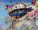 Takashi Murakami Takes Part in New Fondation Louis Vuitton Exhibition