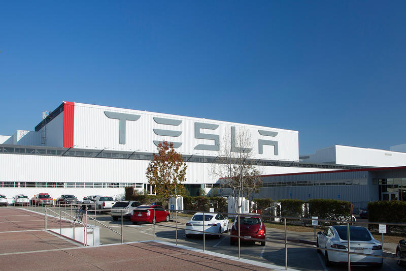 Tesla Factory California Fremont Investigation Work Place Injury State of Investigators Enquiry Automotive Cars Electric Elon Musk