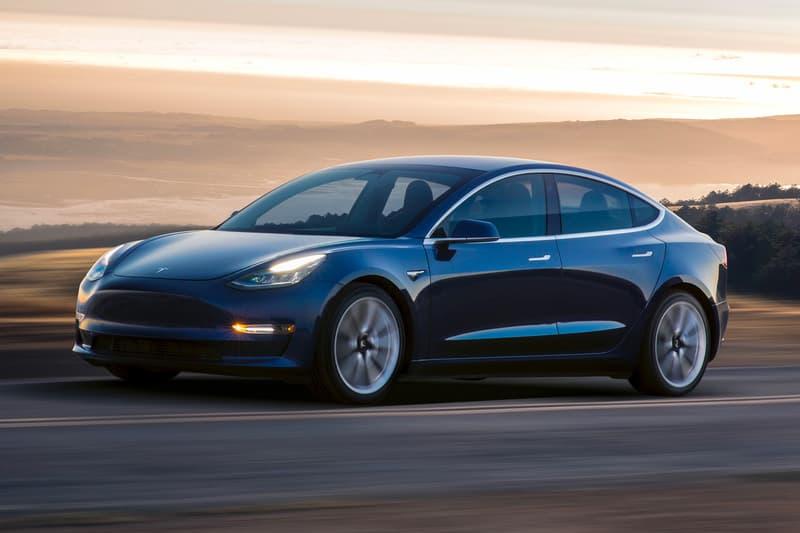 Tesla Model 3 Increases to 6000 Units a Week Elon Musk Cars Automotive Green Energy Fuel Efficient sports car giga factory Tesla Model 3 Space x