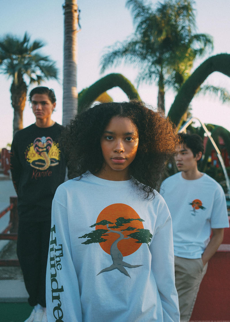 The Hundreds The Karate Kid Collection Lookbook release info bobby hundreds