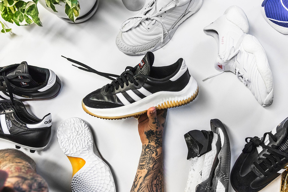 7578322726 The Shoe Surgeon Creates Another All-adidas Soccer-Meets-Hoops Hybrid  Sneaker