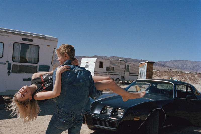 "THRILLS Denim ""True Romance"" 2018 Campaign California Ashley Smith Braydon Szafranski Video Lookbook Jason Lee Parry"