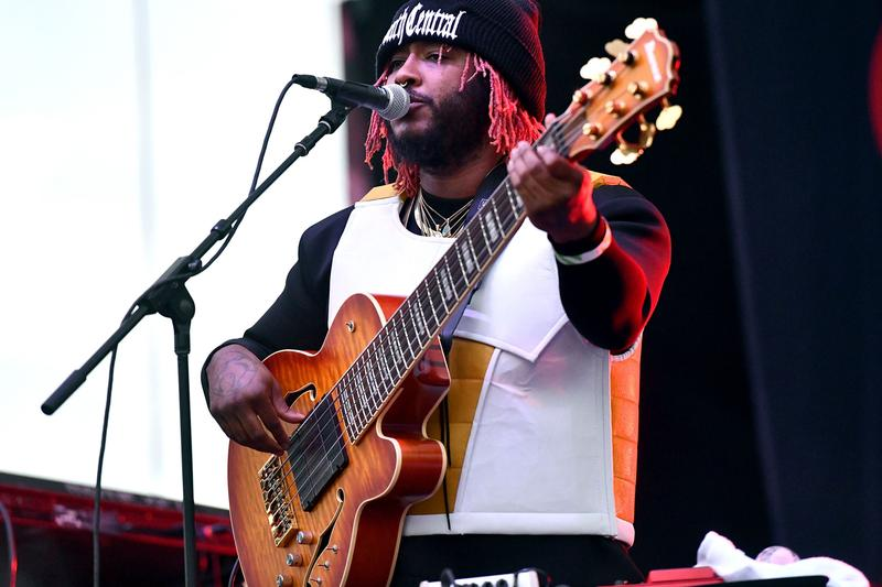 Thundercat Final Fight Adult Swim stream listen 2018 singles program