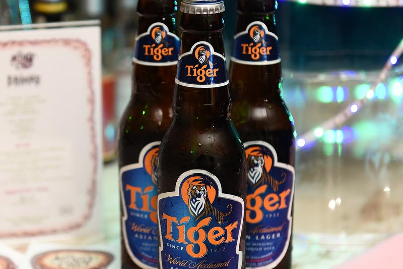 "Tiger Beer ""Uncaged Heroes"" Campaign"